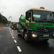 Express Minimix Vehicles