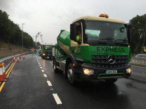 Express Minimix Vehicles